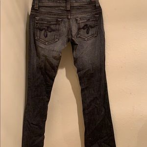 Guess jeans Black panic Wash jeans